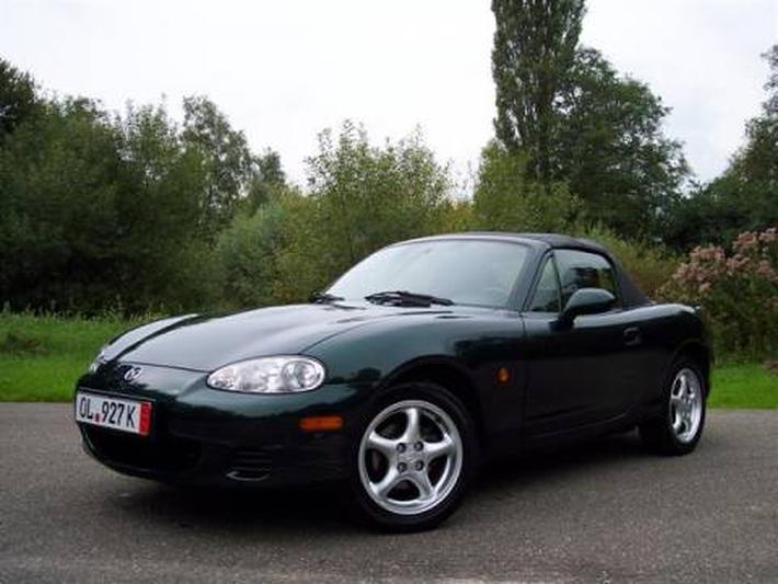 Mazda MX-5 1.6 Touring (2001)