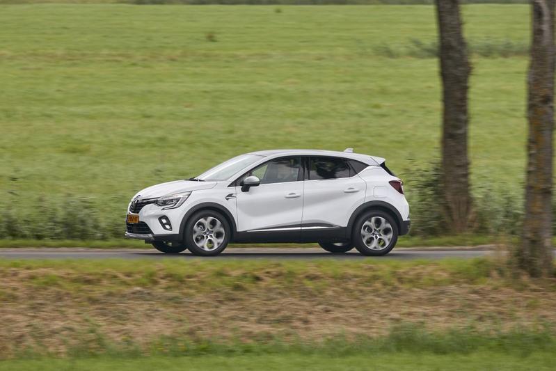 Test: Renault Captur PHEV
