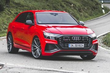 Audi SQ8 - Eerste rijtest