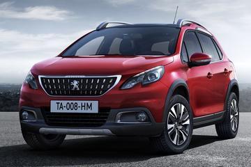 Peugeot 2008 Active 1.2 Puretech 110 (2017)
