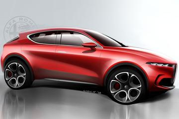 'Alfa Romeo komt met elektrische SUV op PSA-basis'