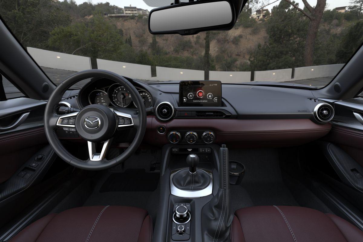 Modeljaarupdate Mazda 6 en MX-5