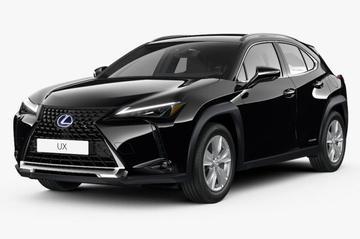 Back to basics: Lexus UX