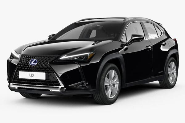 Back to basics: Lexus UX