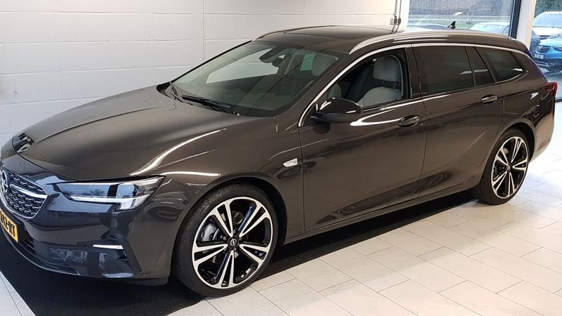 Opel Insignia Sports Tourer 2.0 Turbo 200pk Business Elegance (2021)