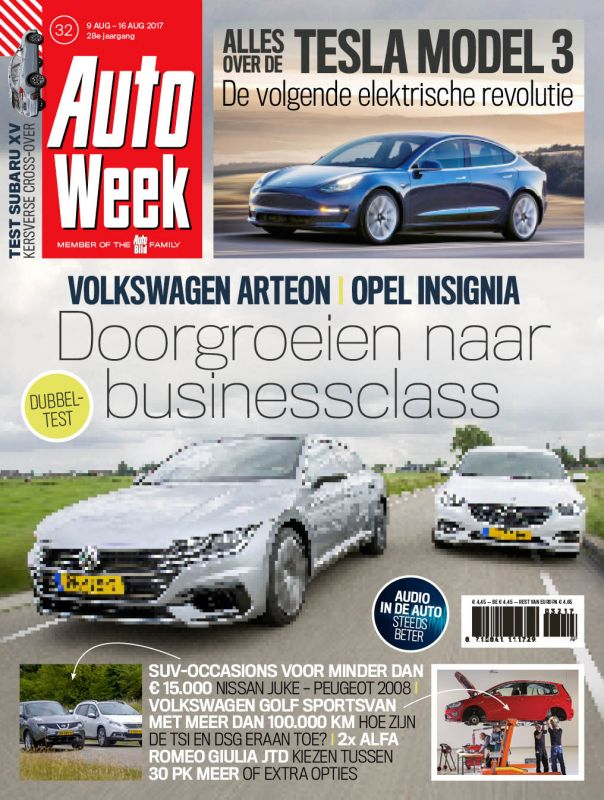 AutoWeek 32 2017