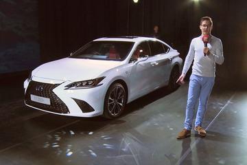 Lexus ES - Eerste kennismaking