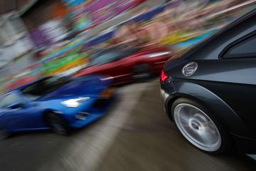 Peugeot RCZ R - Subaru BRZ - Audi TT