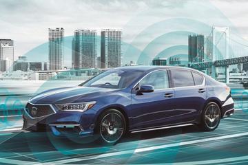 Honda introduceert Sensing Elite op Legend