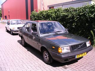 Volvo 340 DL Diesel (1985)