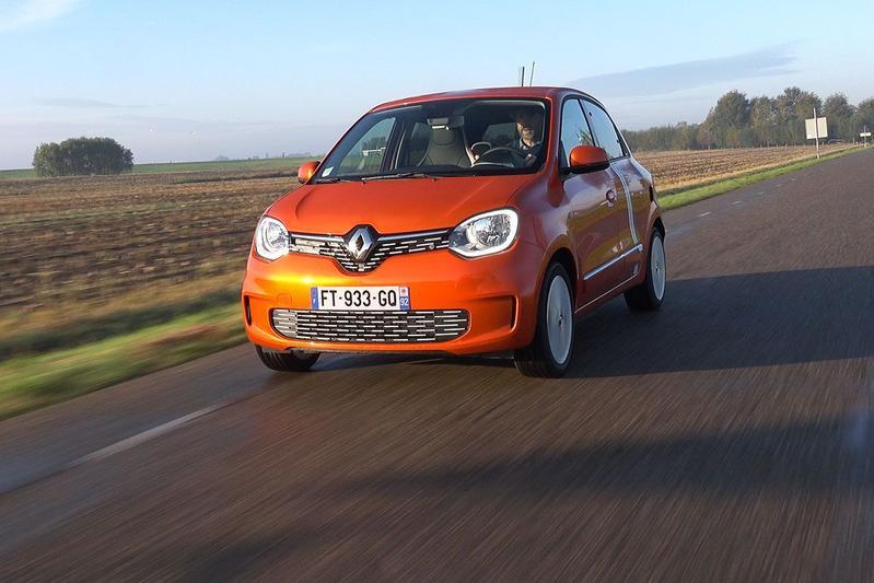 Renault Twingo Electric - Rij-impressie