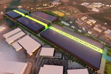 Plannen voor enorme Britse accufabriek in Coventry