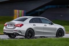 Prijzen Mercedes-Benz A-klasse Limousine bekend