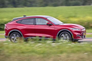 Ford Mustang Mach-E heeft Mondeo ingehaald