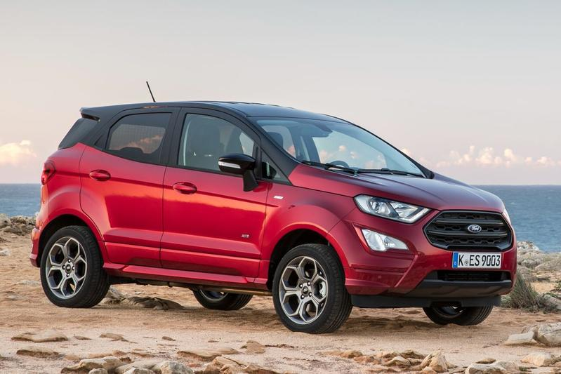 Ford EcoSport 1.0 EcoBoost 125pk Trend Ultimate (2019)