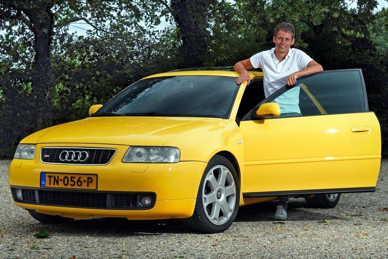 Audi S3- Blits Bezit