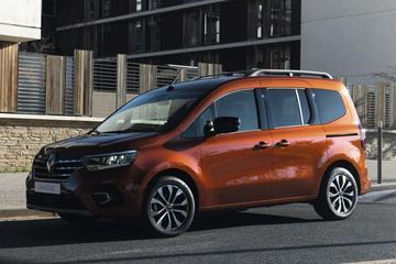 Nieuwe Renault Kangoo als MPV-alternatief
