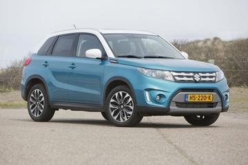 RDW: 'Verdachte diesels Suzuki en Jeep onderzocht'