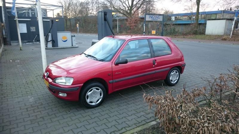 Peugeot 106 Accent 1.1 (1997)