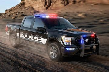 Ford F-150 als Police Responder