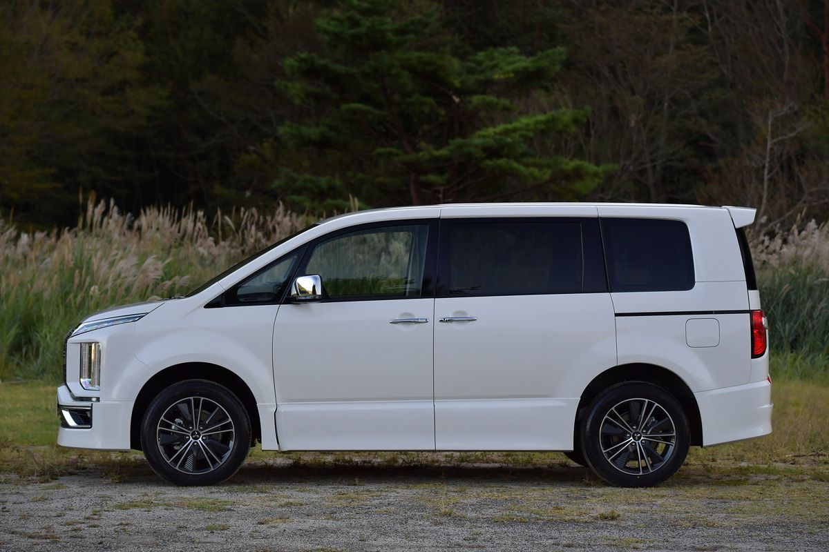 2019 - [Mitsubishi] Delica D:5 Ftny30bberkd