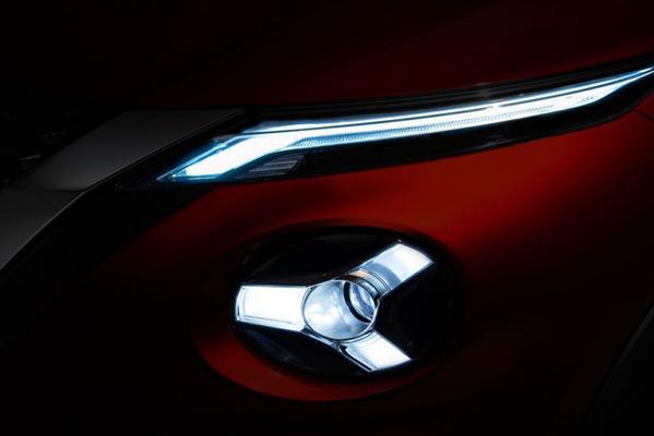 Nissan Juke schijnt de wereld in