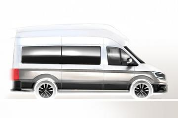 Volkswagen California XXL in productie