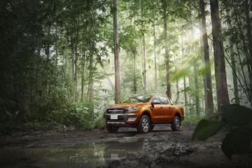 Ford Ranger nu ook als Wildtrak