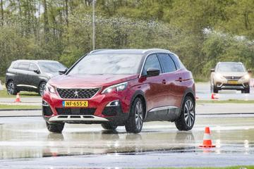 Peugeot SUV Driving Experience