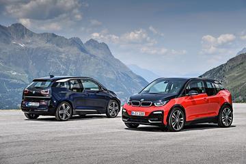 Geprijsd: vernieuwde BMW i3