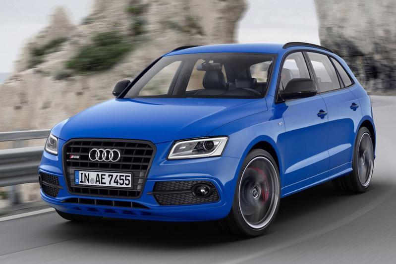 Audi SQ5 nu ook als sterkere Plus