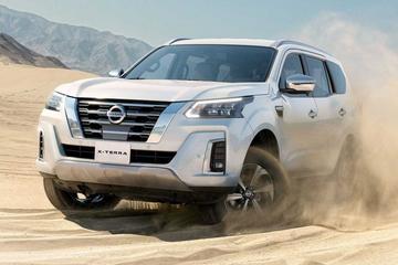 Nissan Terra onder het mes
