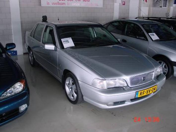 Volvo S70 T 5 Luxury Line 1997 Review Autoweek Nl