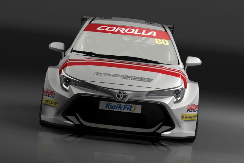 Toyota Corolla BTCC