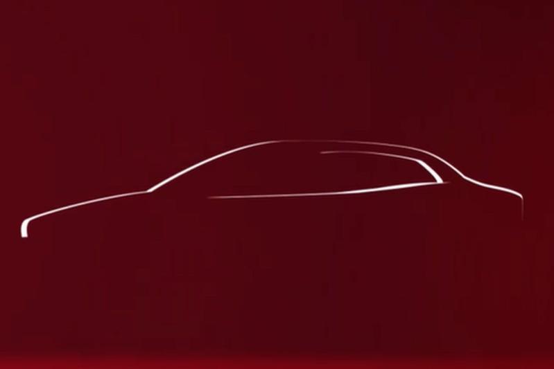 Toyota teast Corolla sedan