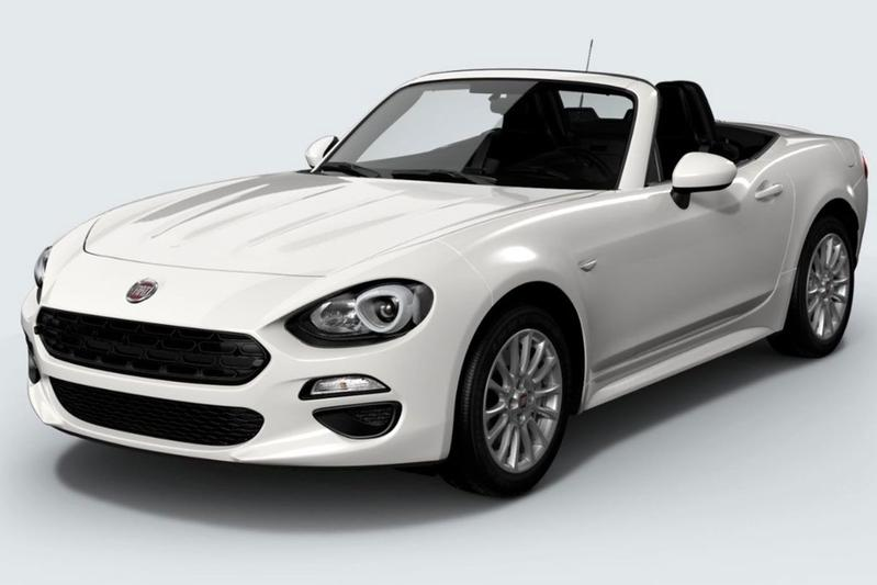 Back To Basics Fiat 124 Spider