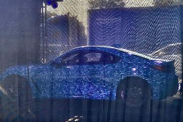 Nieuwe Subaru BRZ schemert door