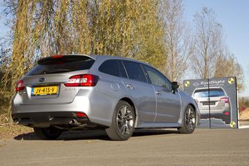 Subaru trekt in Nederland stekker uit Levorg