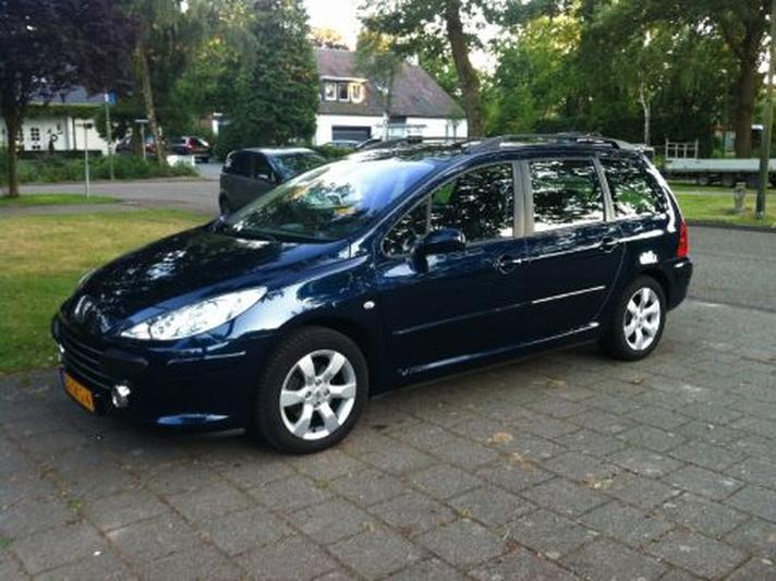 Peugeot 307 Break Premium 1.6 HDiF 16V 110pk (2007)