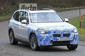 BMW iX3 klaar voor volgend jaar