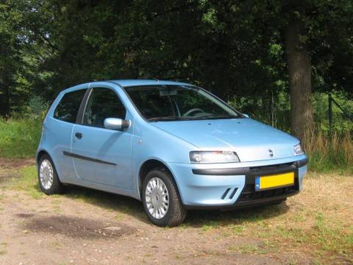 Verwonderlijk Fiat Punto 1.2 16v HLX (2000) review - AutoWeek.nl GF-86