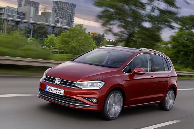 Onder het mes: Volkswagen Sportsvan