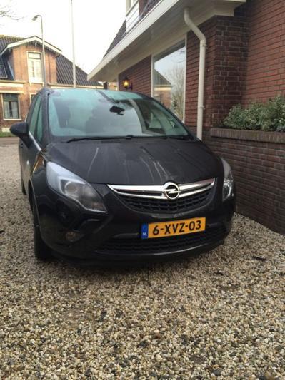 Opel Zafira 1.6 CDTI 136pk Business+ (2014)