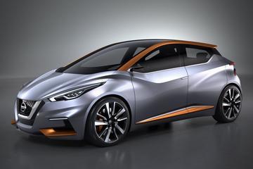 Vaarwel Micra, welkom Nissan Sway!