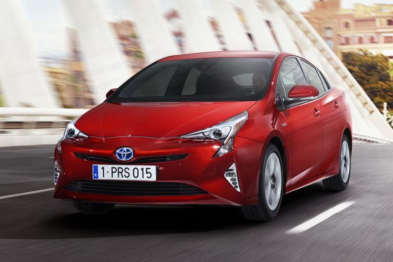 Dit is de nieuwe Toyota Prius!