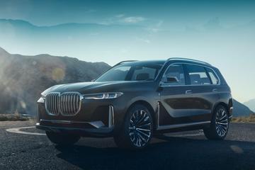 Officieel: BMW Concept X7 iPerformance