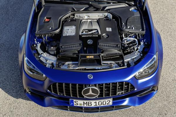 Mercedes-AMG E 63 4MATIC