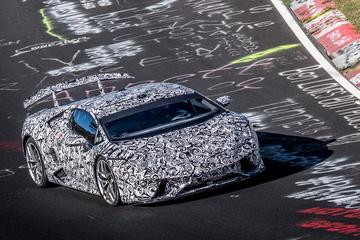 Ronderecord voor Lamborghini Huracán Performante