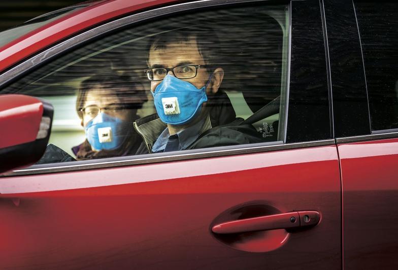 Uitstootwaarden interieur soms gevaarlijk hoog