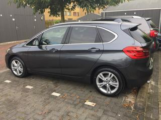 BMW 218i Active Tourer Corporate Lease Edition (2017)